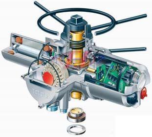 auma电动执行器选型图片