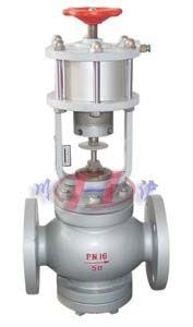 气动活塞式切断阀 (ZSQP型)