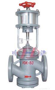 气动活塞式切断阀 (ZSQP-Ⅱ型)